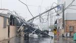 초속 30m 강풍에 폭우동반…학교 등·하교시간 조정