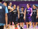 여자농구 단일팀 결승 진출...결승 상대 일본 혹은 중국
