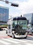 일반도로 달린 국내 첫 자율주행 버스