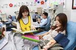 동의과학대학생들 릴레이 헌혈 참가