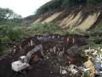 일본 홋카이도 강진 피해지 나흘째 수색작업…최소 37명 사망