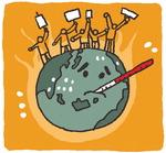 [도청도설] 지구촌 기후집회