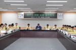 기장군, 메르스 대응상황 대책회의 개최...전 행정력 동원