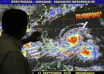 '시속 205㎞→시속 255㎞', 더 강해진 필리핀 태풍 '망쿳'에 재난당국 비상