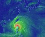 22호 태풍 '망쿳', 필리핀 북동부 해안 강타…폭우·폭풍해일 예보