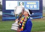 박상현, KPGA 11년 만에 시즌 3승 위업