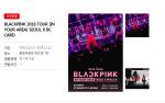 옥션티켓, 오늘(18일) 오후 8시 블랙핑크 콘서트 티켓오픈…성공 팁은?