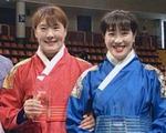 콜핑 여자 씨름단, 전국대회 2체급 석권