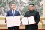 김정은 영변 핵 폐기 용의…연내 서울답방