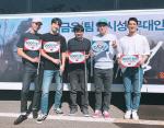 '안시성' 남주혁, '200만 돌파 감사드립니다♥' 인증 사진 눈길