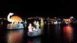 7만 유등 빛나는 진주 남강유등축제 개막