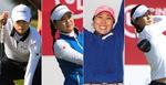 여자 골프 '어벤져스' 국가대항전 우승 도전