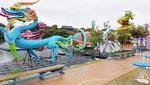 태풍 영향 진주남강유등축제 6일 휴장