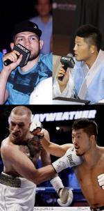 """[UFC 하이라이트]권아솔, 맥그리거·하빕 잇따라 저격 """"끝까지 쓰레기"""""""