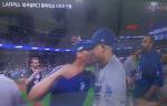 류현진 LA다저스 NL 챔피언십 시리즈 나간다...매니 마차도 3점 홈런 쾌거