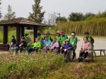 부산 건협 어머니사랑봉사단, 느티나무 안심노인종합복지센터 가을 나들이 봉사활동