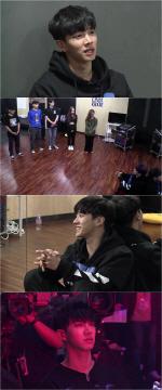 '댄싱하이' 이기광, 에이스 유닛 무대 준비 미흡에 쓴 웃음…해탈의 경지