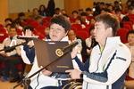 장애인체전 부산선수단 결단식
