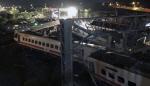 대만 열차 탈선 사고, 차량 결함 가능성 '205명 사상'… 차량은 일본 제품