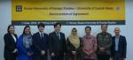부산외대 동남아창의융합학부, 인도네시아 가자마다대학교와 상호업무합의각서(MOA) 체결