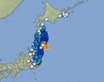 """일본 도호쿠 지역 앞바다 규모 5.7 지진...""""쓰나미·원전 이상 없어"""""""
