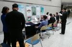 건협 부산검진센터, 해군작전사령부서 건강캠페인 실시