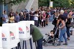 미국 6일 중간선거…민주 우세 점치던 하원, 공화당 맹추격