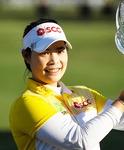 태국 여자골퍼 쭈타누깐, 2년 만에 LPGA '상금왕'