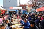 경남정보대 급식봉사 10만 그릇 달성