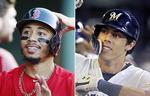 베츠(AL)·옐리치(NL), MLB 최고 별 우뚝