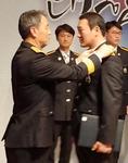 마산소방서 김보성 소방장, 대한민국 안전대상 특별상