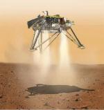 인사이트호, '무사 착륙'…2년간 화성 '속살' 탐사한다