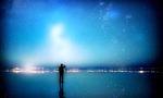 [책 읽어주는 남자] 침묵의 밤 별빛이 건네는 우주의 인사 /정광모