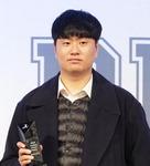 이영하, 프로야구 선수들이 뽑은 올해의 선수