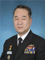 제25대 해군군수사령관 박헌수 소장 취임