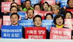 선거제 개혁, 예산안 처리 막판 '복병'