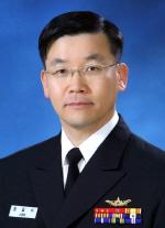 제3대 해군 잠수함사령관 정일식 소장 취임