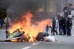 프랑스 고교생 대입제 개편에 분노…노란조끼 시위 가세