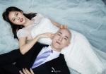 조수애 웨딩샷 공개… 결혼식 축가는 에픽하이