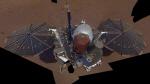 화성탐사선 인사이트호의 완전한 모습 공개