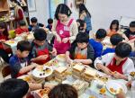 경성대 용호골목시장 대학협력사업 추진단 2차 어린이 요리교실 개최