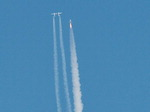 항공기 업혀 공중 발진…지상 82㎞ 우주 찍고 귀환