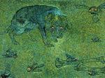 죽은 비단벌레 날개가 만든 생명의 빛…얀 파브르의 미술세계로