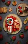 [호텔가] 파크하얏트 부산 라운지 '특별 딸기 메뉴' 外
