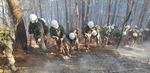 강원 양양 산불 이틀 만에 진화…축구장 28배(20㏊) 태워