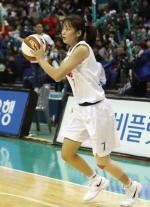 농구선수 신지현은 누구? 얼짱 농구 선수 2014-2014시즌 신인상