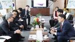 BPA, 베트남 하이안 그룹과 물류 네트워크 확대 협의
