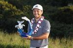 마지막날 11타 줄인 쇼플리, PGA투어 새해 첫대회 우승