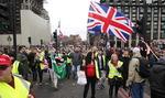 브렉시트 합의안 찬반 투표 앞두고 시위