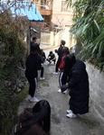 이사벨고 학생 50명 연탄 봉사 활동 성료